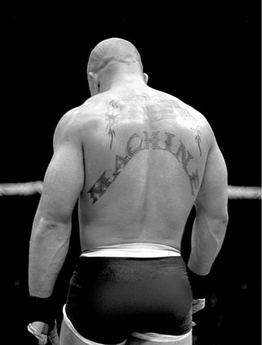 Ian The Machine Freeman; North East MMA Legend